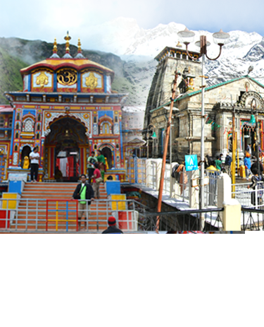 Kedarnath and Badrinath Dham