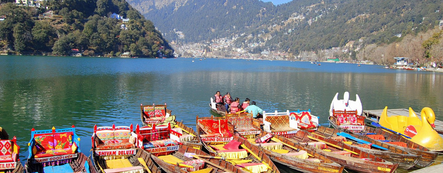 Holiday in Nainital