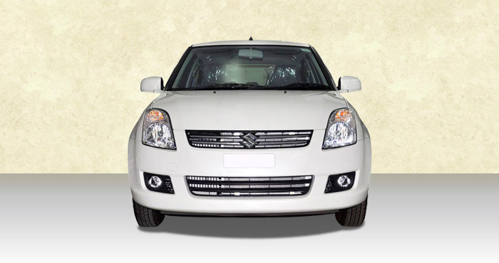 Hire Maruti Dzire from India Rental Cars
