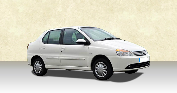 Hire Tata Indigo 4+1 Seater from India Rental Cars
